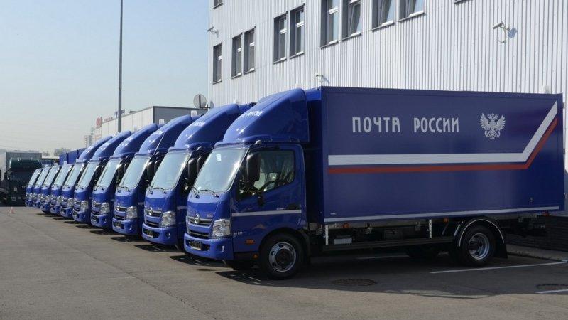 Из почтового транспортного средства выпал мешок с пенсиями // riafan.ru