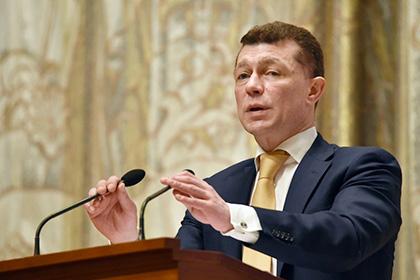 Максим Топилин Фото: Анатолий Жданов / «Коммерсантъ»