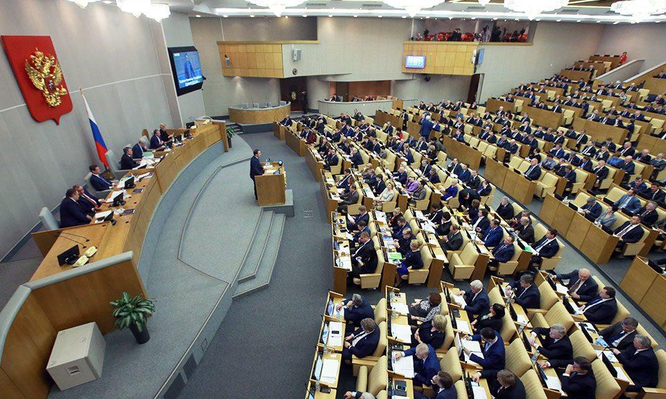 Иск о высоких пенсиях депутатов отклонен московским судом // polit.info