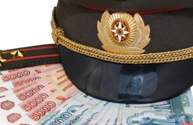 Пенсии силовикам // russianpressa.ru